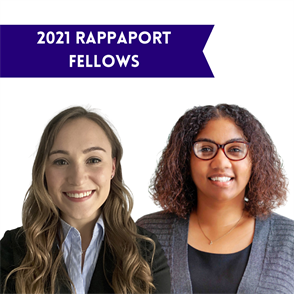 Two New England Law | Boston Students Named Rappaport Fellows