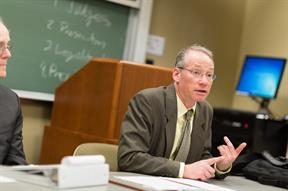 Law Professor Engler discusses practical legal skills and training at New England Law | Boston
