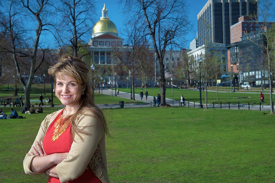 Law school students take advantage of New England Law specializations