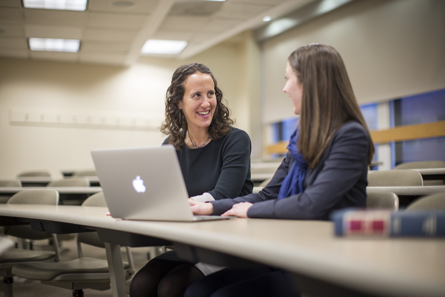 Our faculty provides academic support services to law students
