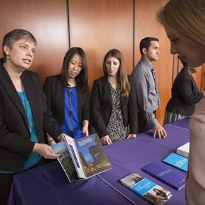 questions to ask at job fairs