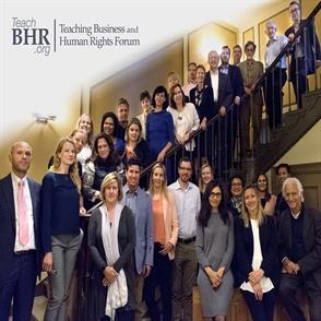 Driving Innovation in Business and Human Rights Education