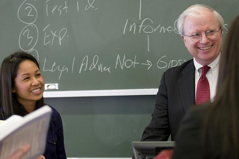 Full-time law school degree program at New England Law School | Boston
