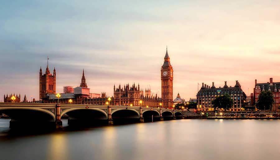 London, England, summer study abroad program for law students