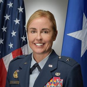 Alumni Success Stories: Rebecca R. Vernon, Blazing The Trail in the Air Force