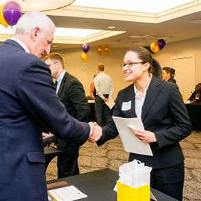 Alumni Career Forum: Networking Event for Current Students