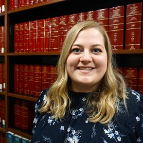 My Law School Story: Kelsey Guiot, Uncovering Operational Grievance Mechanisms