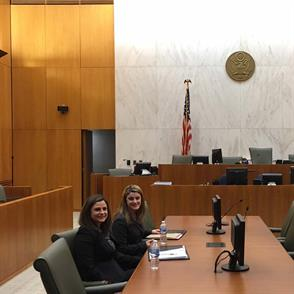 New England Law Moot Court, Mock Trial, and Advocacy Competitions 2017-2018