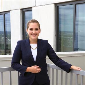 My Law School Story: Sabrina Rocco, U.S. Army JAG Intern